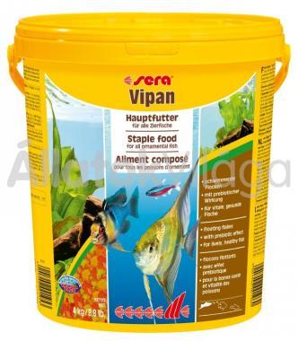 Sera Vipan nagylemezes (vödrös) 4 kg/ 21 literes