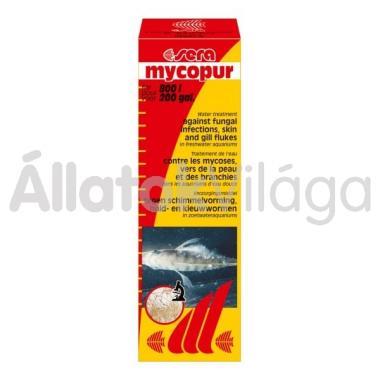 Sera mycopur 50 ml-es 800 literhez