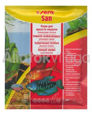 Sera San (zacskós) 10 g-os