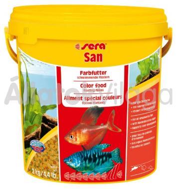 Sera San (vödrös) 2 kg/ 10 literes