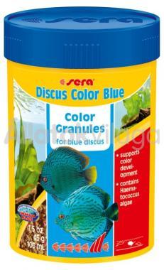 Sera Discus Color Blue 100 ml-es