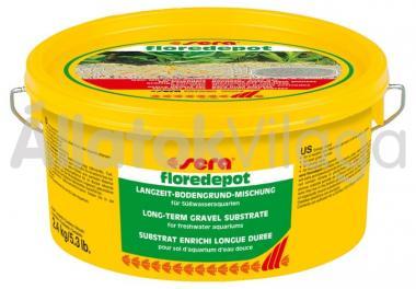 Sera floredepot 2,4 kg-os 60 literhez