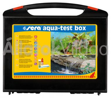 Sera aqua-teszt box ( + Cl )