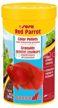 Sera Red Parrot 250 ml-es