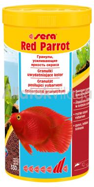 Sera Red Parrot 1000 ml-es