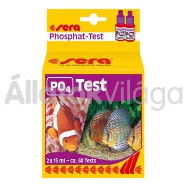 Sera PO4-foszfát Teszt