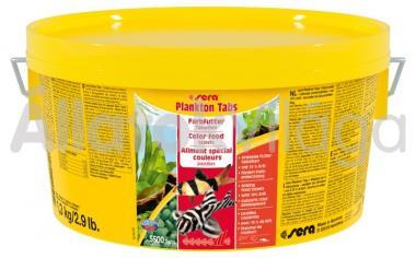 Sera Plankton Tabs 2000 ml/5500 tabletta