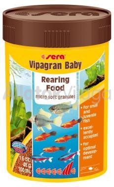 Sera Vipagran Baby 100 ml-es