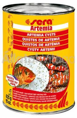 Sera Artemia (Eredeti Great Salt Lake , USA) 425 g/1000 ml-es