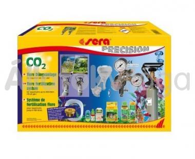 Sera flore CO2 - ellátórendszer (külső szelepes palackkal )