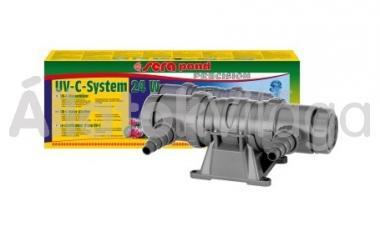 Sera UV-C System 24 W-os UV lámpa max. 1000 literes akváriumhoz