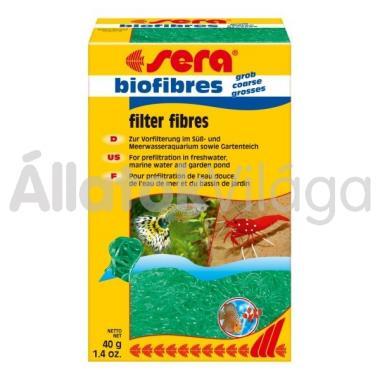 Sera vastagszálas biofilter 40 g-os