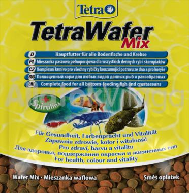 Tetra Wafer Mix (zacskós) 15 g-os