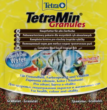 TetraMin Granules (zacskós) 15 g-os