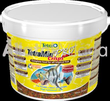 TetraMin Pro Crisps (vödrös) 2000 g/10 literes