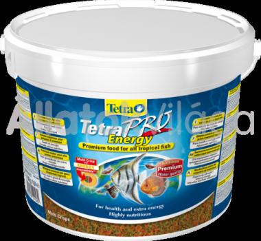 TetraPro Energy (vödrös) 2100 g/10 literes