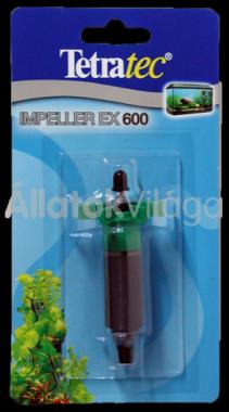 Tetra EX 600/EX 600 Plus-hoz rotor + tengely 145610