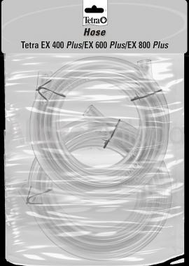 Tetra EX 400/600/700/400 Plus/600 Plus/800 Plus-hoz tömlő 145924
