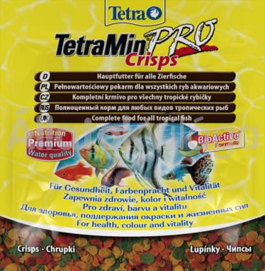 TetraMin Crisps (zacskós) 12 g-os