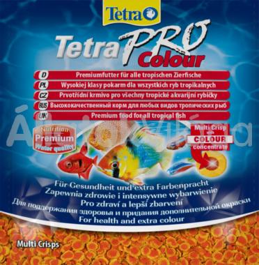 TetraPro Colour (zacskós) 12 g-os