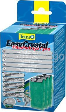 Tetra EasyCrystal FilterPack 250/300 pótszivacs 3 db-os