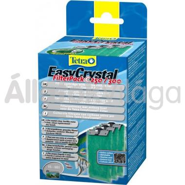 Tetra EasyCrystal FilterPack C 250/300 aktívszenes pótszivacs 3 db-os