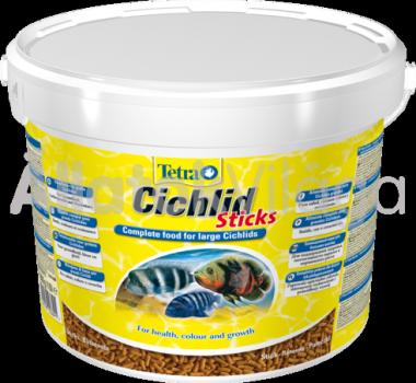 Tetra Cichlid Sticks (vödrös) 2900 g/ 10 literes