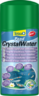 Tetra Pond CrystalWater 500 ml-es 10 m3-hez