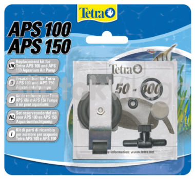Tetra javítókészlet APS 100/150 légpumpához