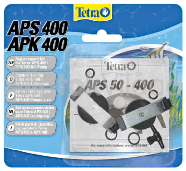 Tetra javítókészlet APS 400 légpumpához és APK 400 tavi légpumpához 2 db-os