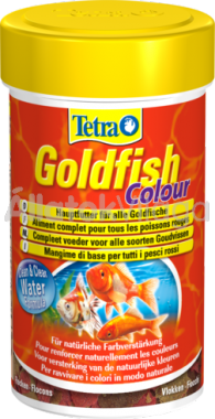 Tetra Goldfish Colour lemezes 100 ml-es
