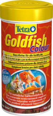 Tetra Goldfish Colour lemezes 250 ml-es