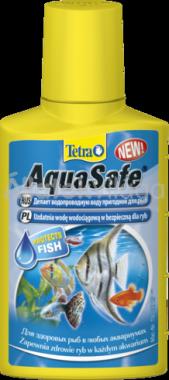 Tetra AquaSafe 50 ml-es 100 literhez