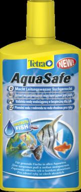 Tetra AquaSafe 500 ml-es 1000 literhez