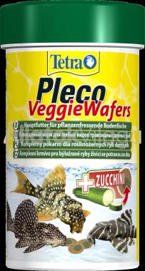 Tetra Pleco VeggieWafers 100 ml-es