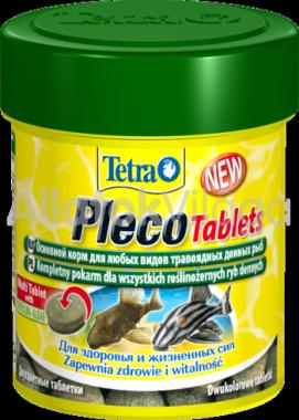 Tetra Pleco Tablets 120 tabletta/36 g-os