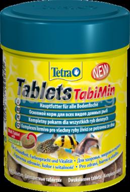 Tetra Tablets TabiMin 275 tabletta/85 g-os