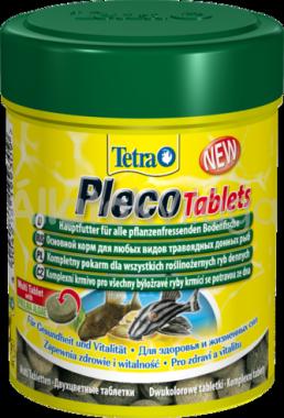 Tetra Pleco Tablets 275 tabletta/85 g-os