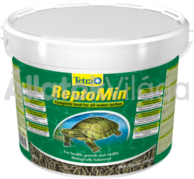 Tetra ReptoMin Sticks (vödrös) 10 literes