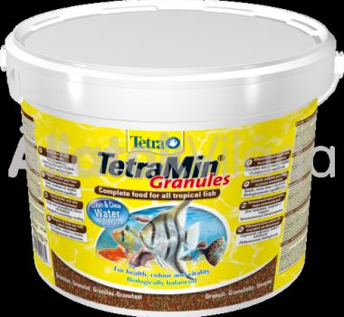 TetraMin Granules (vödrös) 10 literes