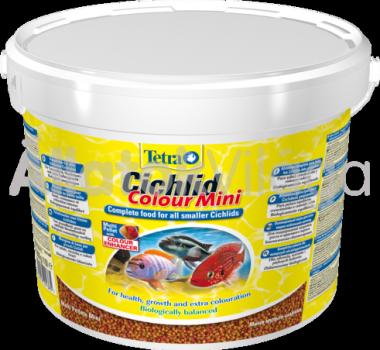 Tetra Cichlid Colour Mini (vödrös) 3900 g/10 literes