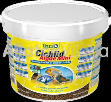 Tetra Cichlid Algae Mini (vödrös) 3900 g/ 10 literes