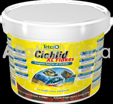 Tetra Cichlid XL lemezes (vödrös) 1900 g/10 literes