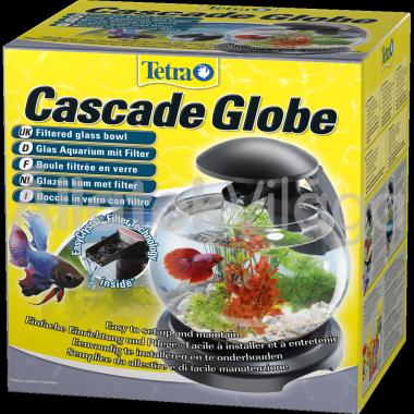 Tetra Cascade Globe 6,8 literes antracit