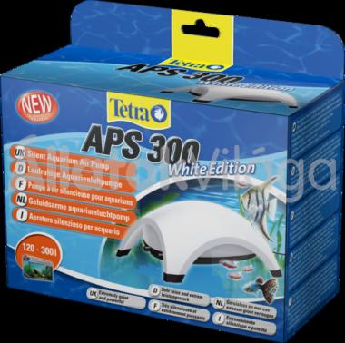 Tetra APS 300 légpumpa két kivezetéses Edition Fehér 120-300 literig