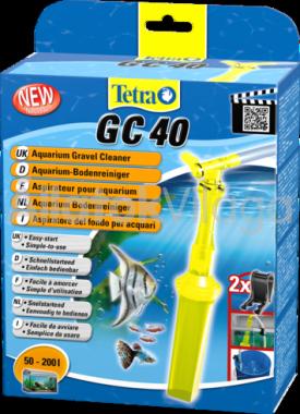 Tetra GC 40 aljzattísztító