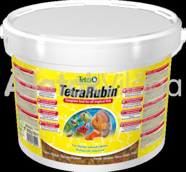 Tetra Rubin lemezes (vödrös) 2050 g/10 literes