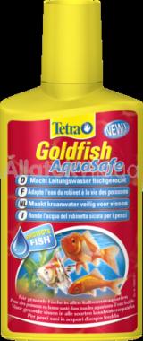 Tetra Goldfish AquaSafe 250 ml-es 500 literhez