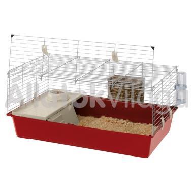 Ferplast Rabbit 100 rágcsáló ketrec teljes felszereléssel