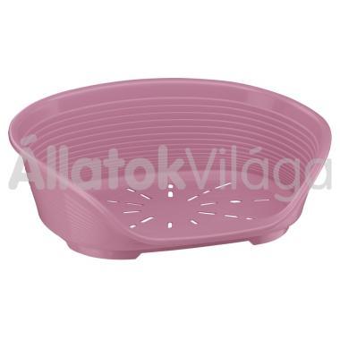 Ferplast Siesta Deluxe műanyag fekhely 2-es pink
